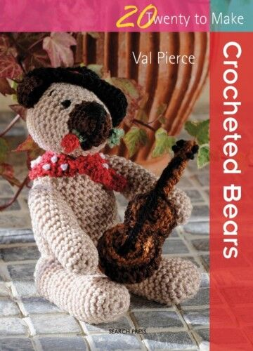 20 to Make Crocheted Bears