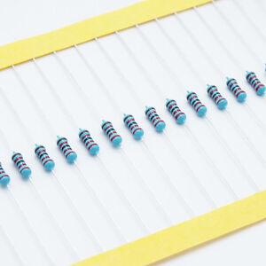 20-Metallschicht-Widerstaende-10000-Ohm-Widerstand-10k-Ohm-1-4-W-Resistor-0-25W
