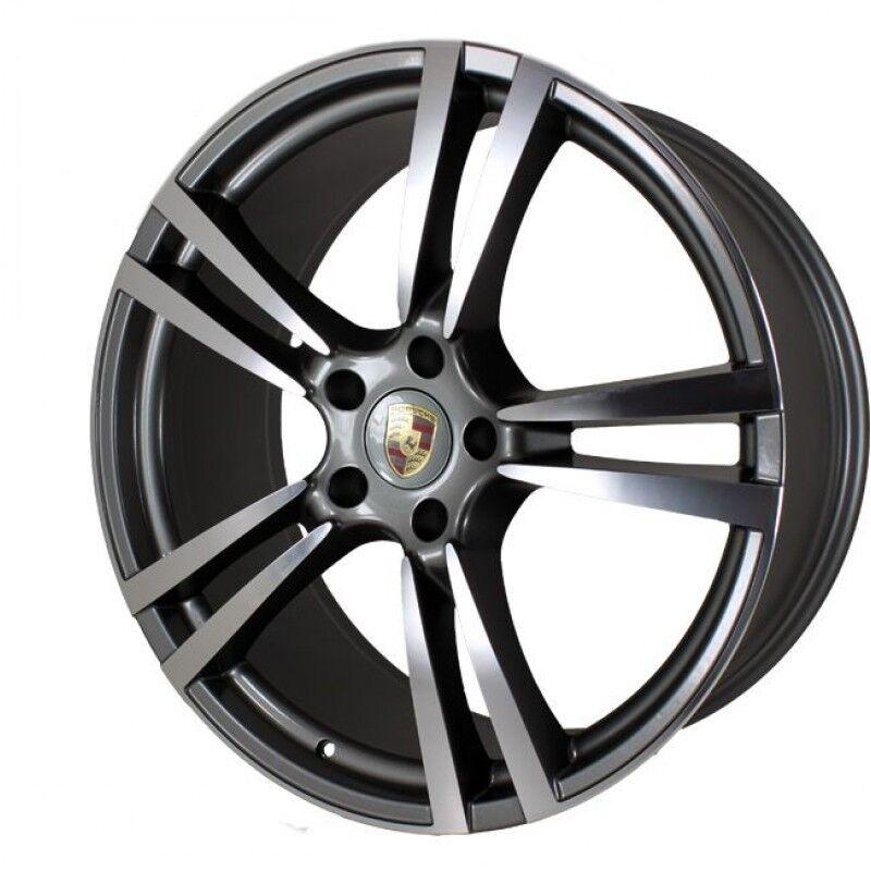 """20"""" Porsche Cayenne Wheels PR5 GTS Turbo VW Touareg Audi Q7 Rims"""