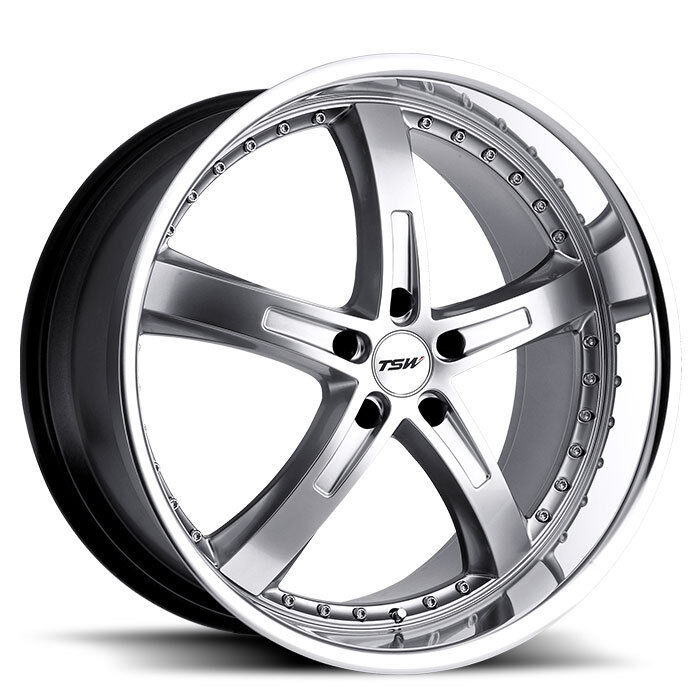 "20"" TSW Jarama Wheels Rims Fit Mercedes W211 E320 E350 E500 E550 E55 E63"