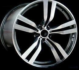 "20"" Wheels for BMW E53 E70 x5 x6 3 0 4 5 4 8 M Style Rims x Drive"