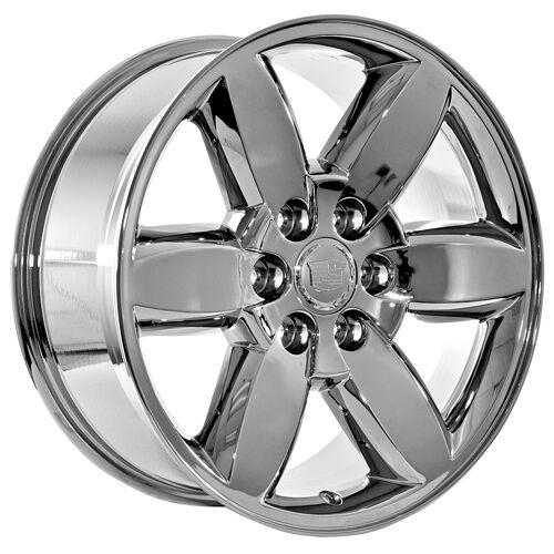 Cadillac Escalade Platinum Rims