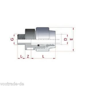 20-mm-PE-Rohr-Anschlussverschraubung-mit-1-Aussengewinde-TOP-QUALITAT-Nr-203