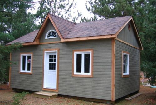 20 x 30 guest house cottage modular cabin w fully for 30 x 30 modular home