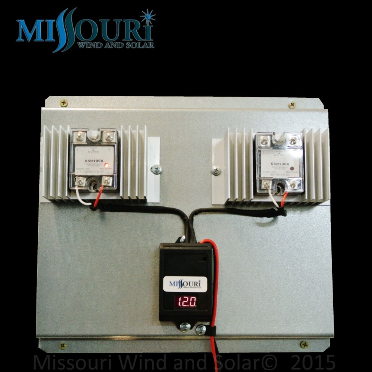 12v Solid State Switch Solar Charge Control