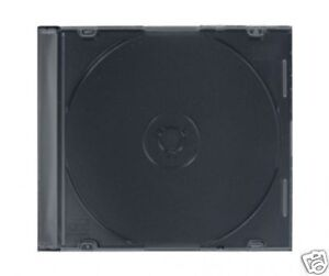 200-Slimcase-Leerhuellen-fuer-1-CD-DVD-Slim-Case