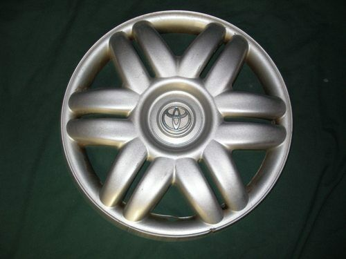 2000 2001 Toyota Camry 15 Factory Hubcap 219 Priority Mail