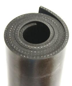 2000x120x3mm-mit-Gewebe-Gummiauflage-Gummistreifen-Gummi-Gummiplatte-Gummimatte
