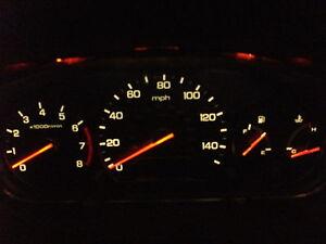 Honda Accord Light Bulb Kit Speedometer Instrument Cluster Dash Gas