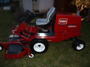 Toro Groundsmaster Lawn Mower