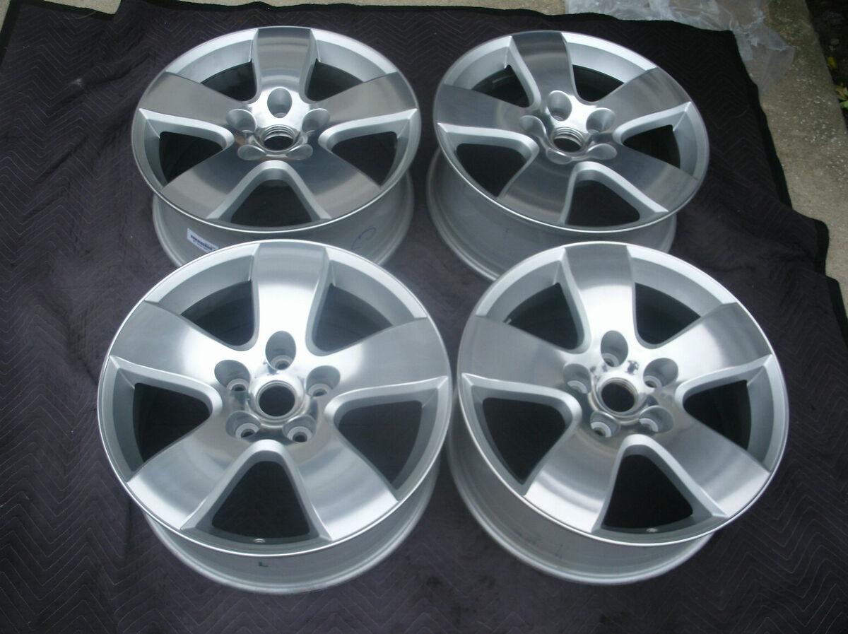 2002 2012 Dodge RAM 20 Wheels Rims Polished Alloy Factory Rims