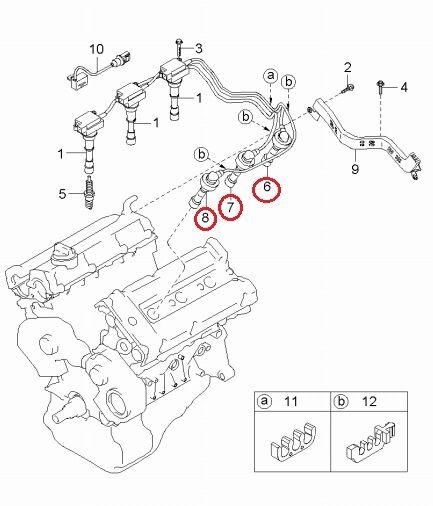 2006 Kia Sorento Spark Plug Wiring Diagram