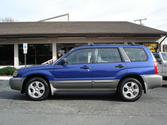 2004 subaru forester 2 5 xs wagon awd 2 5l auto htd seats one owner nice ebay. Black Bedroom Furniture Sets. Home Design Ideas