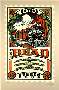 Grateful Dead Summer Tour  Poster