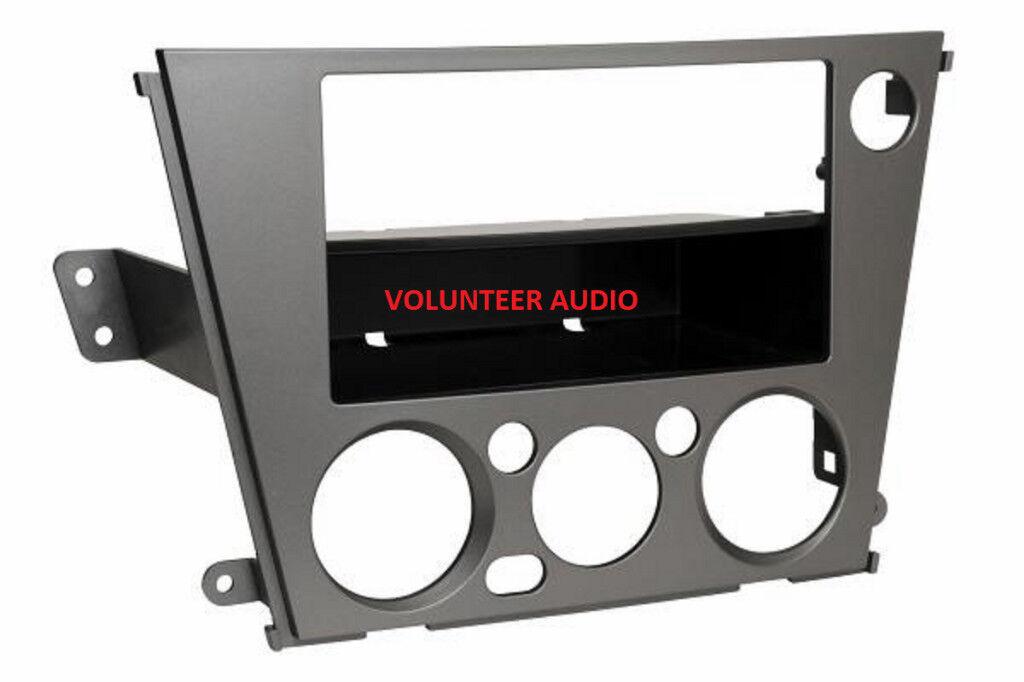 2005 2009 Subaru Legacy Outback Single or Double DIN Radio Install Dash Kit