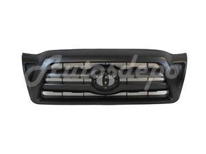 2005 2011 toyota tacoma grille primed black grille frame. Black Bedroom Furniture Sets. Home Design Ideas