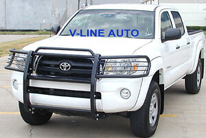 ... 2012 Toyota Tacoma Black Grill Guard Brush Guard Grille Guard | eBay