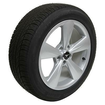 """2005 2013 Ford Mustang 18"""" Wheel and Tire Package w Pirelli Tires New Set of 4"""