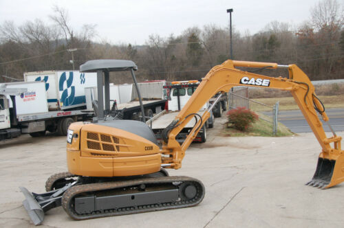 2005 CASE Mini Excavator CX50B in Business & Industrial, Construction, Heavy Equipment & Trailers | eBay