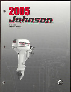 ... 2005-JOHNSON-SO-OUTBOARD-SERVICE-MANUAL-4-5-6HP-4-STROKE-/360373743872