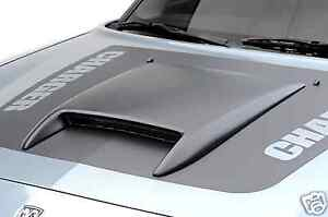 2006 2007 2008 2009 dodge charger hood scoop 3d carbon ebay. Black Bedroom Furniture Sets. Home Design Ideas