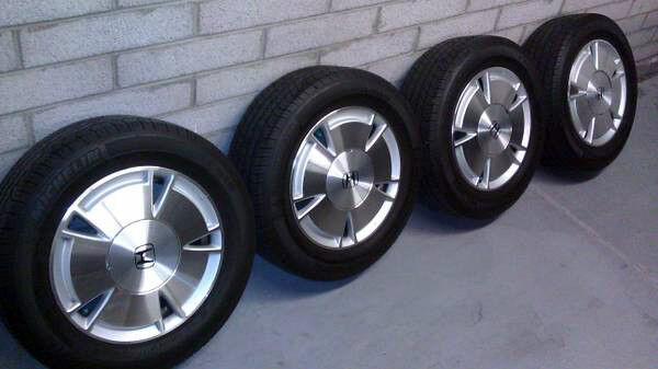 2006 2011 Honda Civic Hybrid Wheels and Tires Honda Civic Rims and Tires