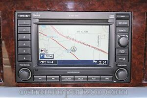 2007 2006 dodge charger 6 cd player radio stereo mp3 gps. Black Bedroom Furniture Sets. Home Design Ideas
