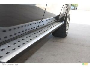 Acura  2007 on 2007 2008 2009 Acura Mdx Side Steps Nerf Bars Step Bar Running Board