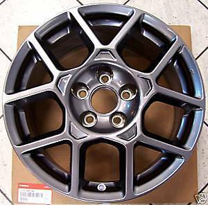 2007 Acura Type on 2007 2008 Acura Tl Type S Factory Set Carbon Wheels 17    Ebay