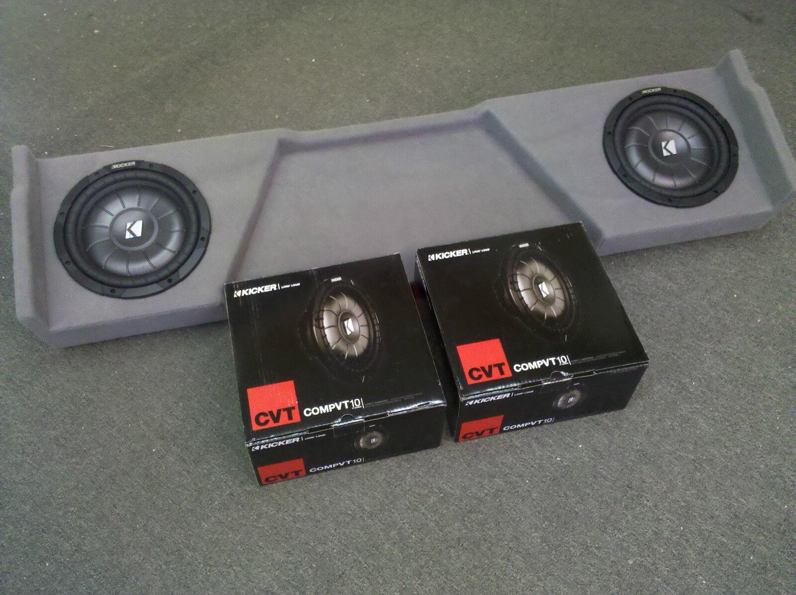 2007 Silverado speaker box