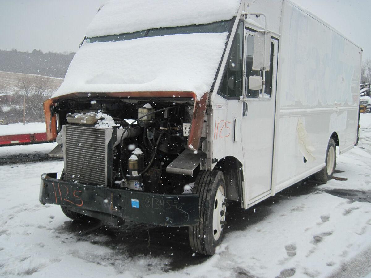 2007 Mercedes Benz Turbo Diesel Engine Core OM904LA MT55 Freightliner Parts