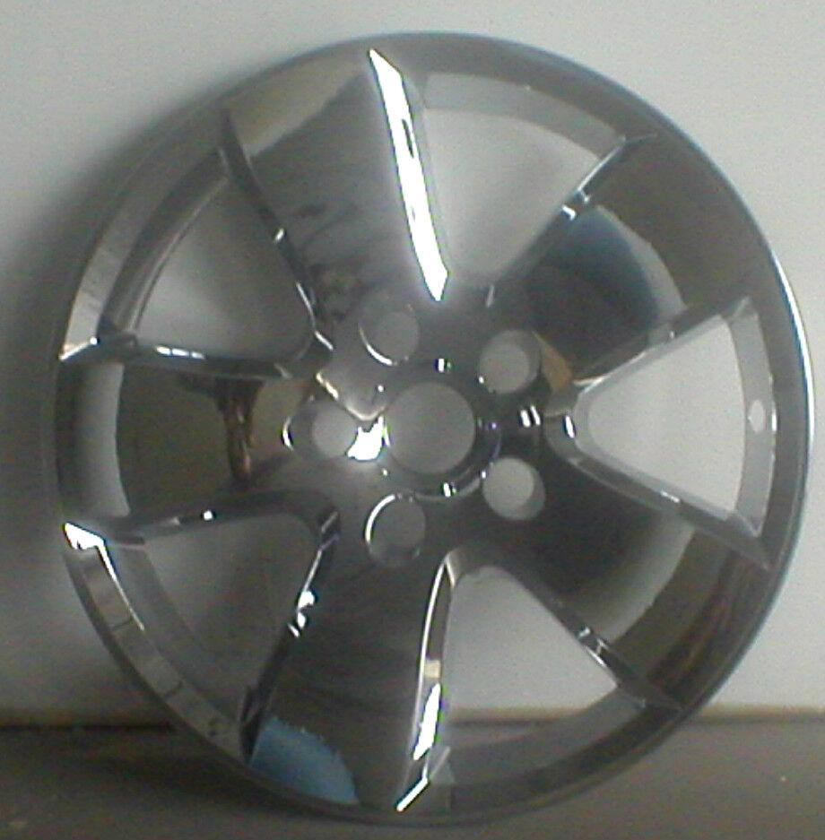 2009 2010 2011 2012 Dodge RAM 1500 Chrome Wheel Skins for Alloy Wheels