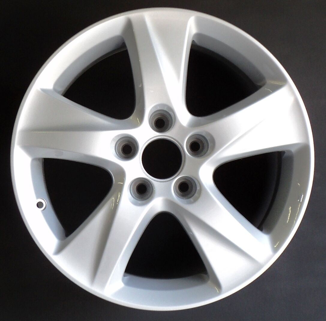2010 2011 Acura TSX 17 5 Spoke Factory Alloy Wheel Rim H 71781