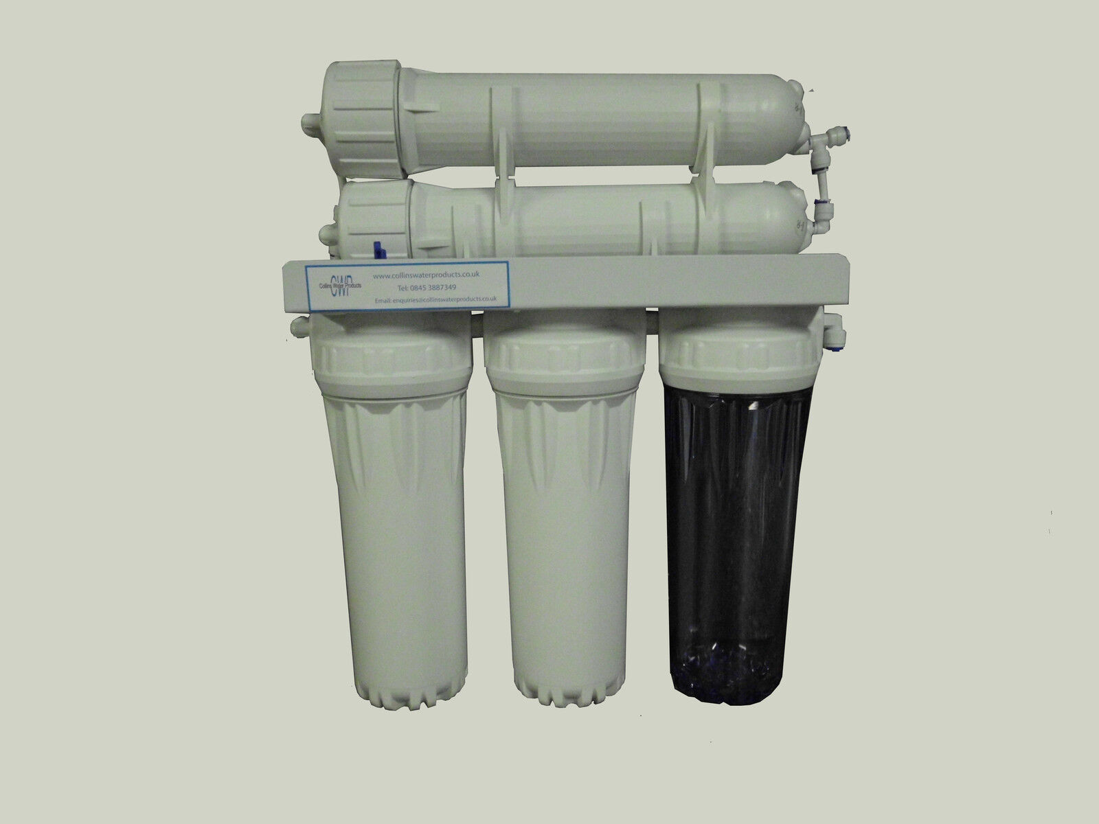200gpd Reverse Osmosis System Pole Window Cleaning