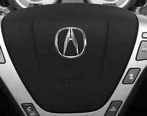 Acura  2010 on 2010 2011 2012 Acura Mdx Driver Black Airbag 77810txa81zd   Ebay