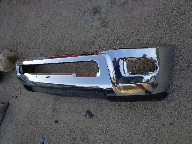 2010 2011 2012 Dodge RAM Factory Chrome Front Bumper 2500 3500