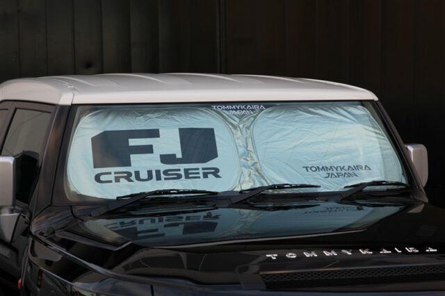2010 2011 2012 Toyota Japan Fj Cruiser Front Window Sun