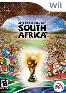 2010 FIFA World Cup: South Africa  (Wii,...