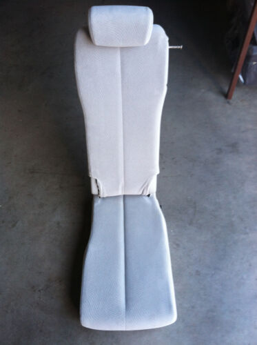 2011-2012 TOYOTA SIENNA 2ND ROW CENTER JUMP SEAT FC14 TRIM GRAY CLOTH NICE in Everything Else, Other | eBay