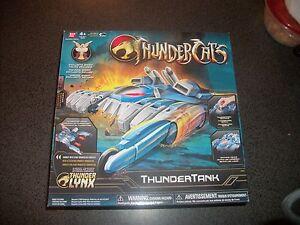 Thundercats Tank on 2011 Thundercats Thunder Tank Includes Snarf Lights Missles New Vhtf