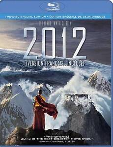 2012 (Blu-ray Disc, 2010, 3-Disc Set, Ca...