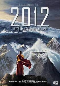 2012 (DVD, 2010, Canadian; French)