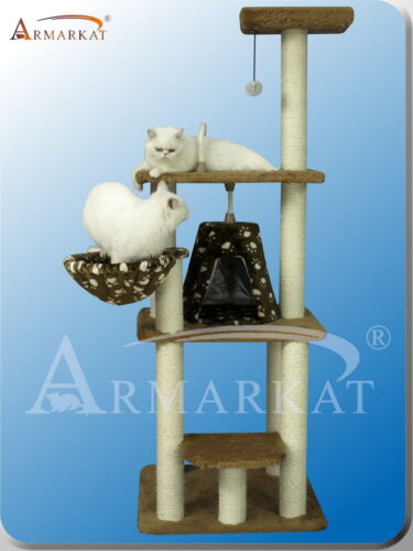 2012 New Style~Armarkat cat tree furniture condo scratching post house A6403 in Pet Supplies, Cat Supplies, Furniture & Scratchers | eBay