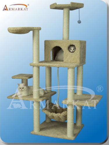 2012 New Style~Armarkat cat tree furniture condo scratching post house A6901 in Pet Supplies, Cat Supplies, Furniture & Scratchers | eBay