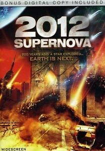 2012: Supernova (DVD, 2010, Includes Dig...