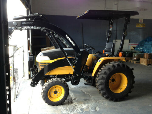 2012 YANMAR CUB CADET YANMAR JOHN DEERE EX2900 TRACTOR-LOADER in Business & Industrial, Agriculture & Forestry, Tractors & Farm Machinery   eBay