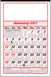 2013-ALMANAC-CALENDAR-sunrise-fishing-planting-by-signs-weather-zodiak
