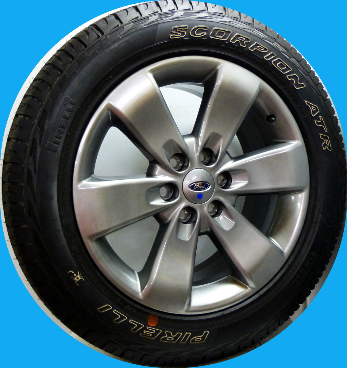 2013 Ford F150 FX2 FX4 Expedition 20 Wheels Rims Pirelli Tires New