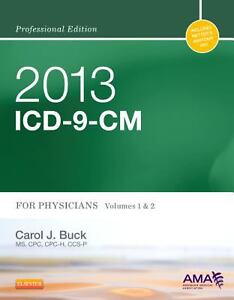 2013 ICD-9-CM for Physicians, Volumes 1 ...