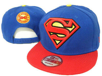 2013 NEW HOT 'Super Man Snapback Hats adjustable Baseball Cap hat in Clothing, Shoes & Accessories, Men's Accessories, Hats | eBay